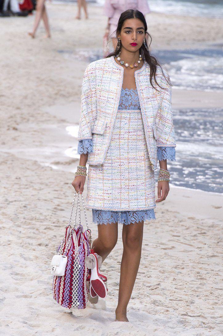511a47453897 Chanel Spring-Summer 2019 Collection // Коллекция Chanel весна-лето 2019  #pfw #fashionweeks #fashion