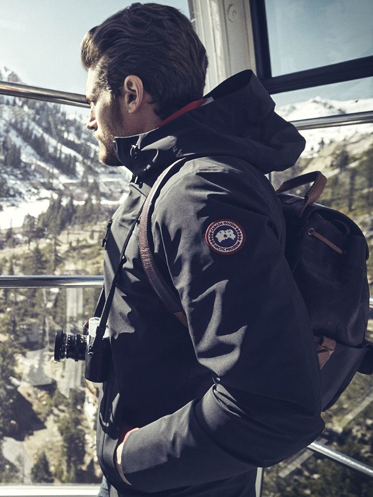 Canada Goose Fall/Winter 2015. The Coastal Shell