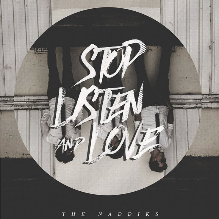 Stop.Listen&Love is a song about a person being bullied, pushed to the limit and nobody seems to be listening. It was written to raise awareness of bullying, especially cyber-bullying.