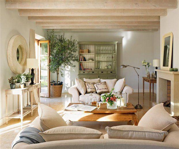 Un casa de campo hecha hoy como las de ayer · ElMueble.com · Casas