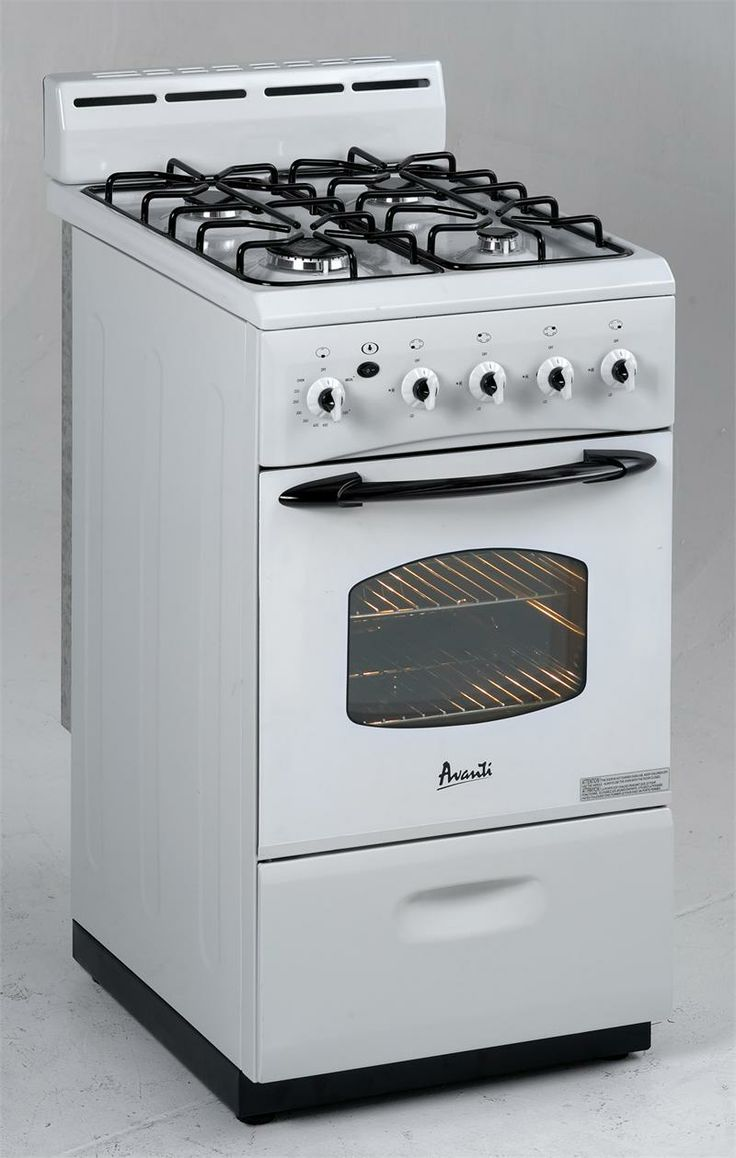 Small Gas Stoves For Apartments Avanti 24 Quot Gas Range