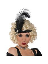 Charleston Headpiece-1920s Accessories-See All Themes-Costume Accessories-Halloween Costumes-Party City
