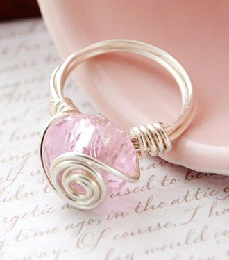 Wire Rings Jewelry