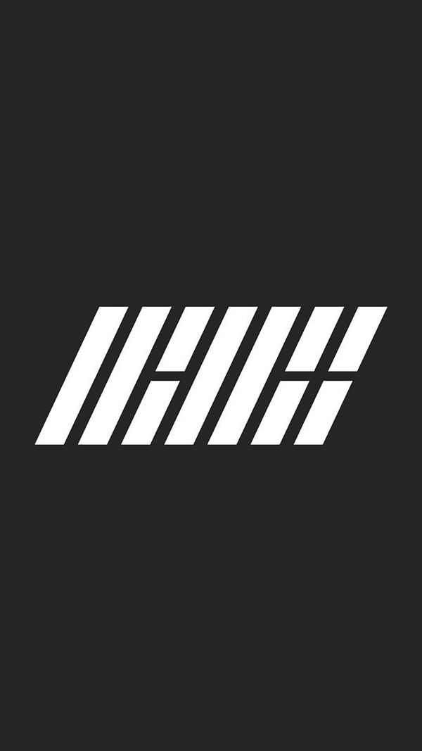 "kpop wallpapers on Twitter: ""ikon logo wallpapers ~ (request ..."