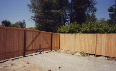 113 Best Images About Wood Fence Gate On Pinterest Fence