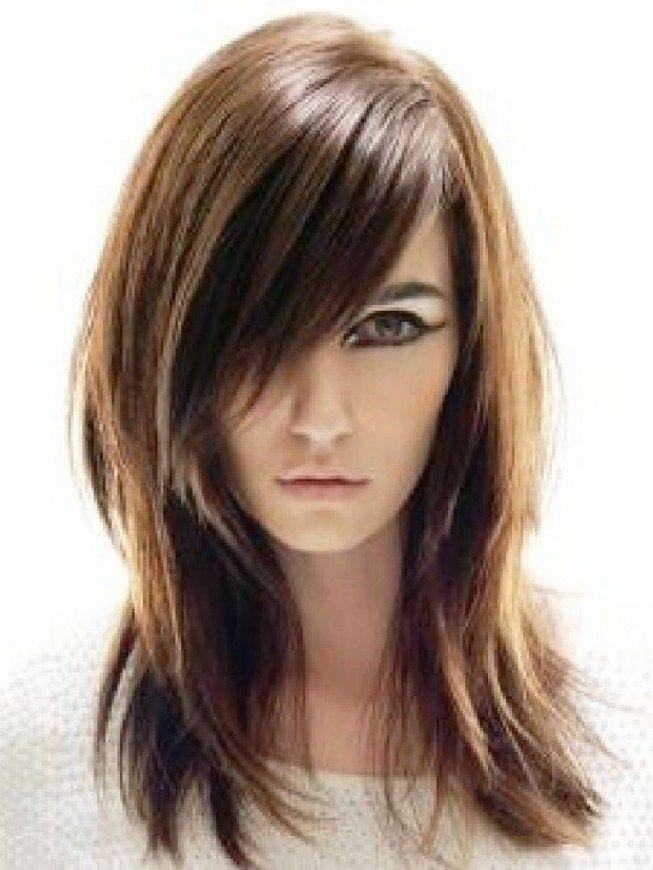 Layered Punk Hairstyles Thin Hair Haircuts Hair Hair Lengths