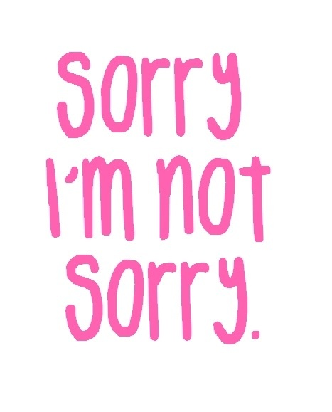 14 Best I'm Sorry Quotes Haha Images On Pinterest
