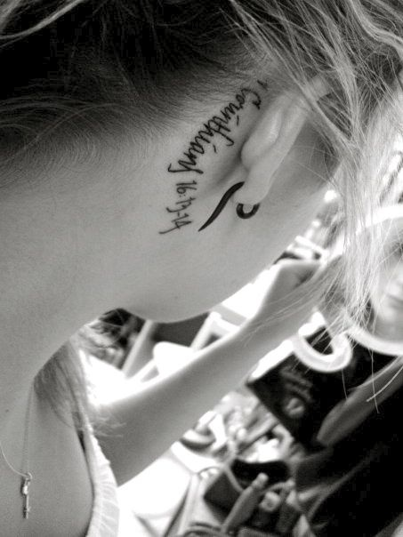 """One tattoo of a few tattoos: 1 Corinthians 16:13-14    """"Keep your eyes open. Hold tight to your convictions. Be resolute. Give it all you've got and love without stopping.""""    ♥"""
