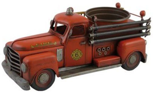 #gardening #planter #firetruck #metal will be instock on the 31st of may! order yours now!