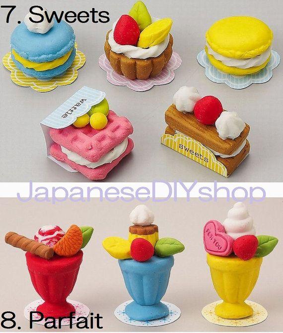 11 best eraser kits images on pinterest microwave microwave kutsuwa japanese diy clay eraser making kit cake sushi solutioingenieria Images