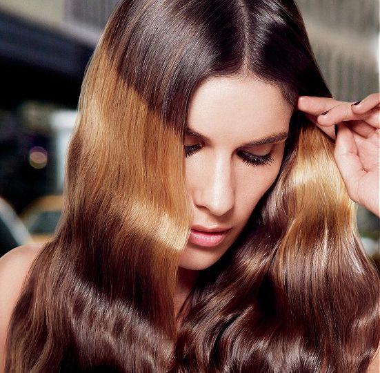 Самые трендовые техники окрашивания волос Зима 2014-2015: Группа Прически и уход за волосами