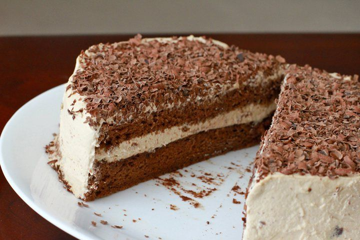 how to make a chocolate sponge cake without cocoa powder