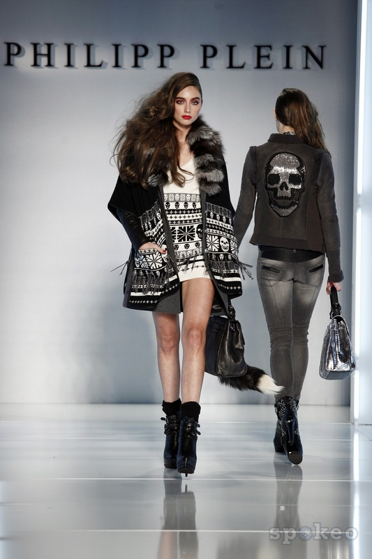 Philipp Plein (Milan Fashion Week) - Autumn/Winter 2012 #skulls