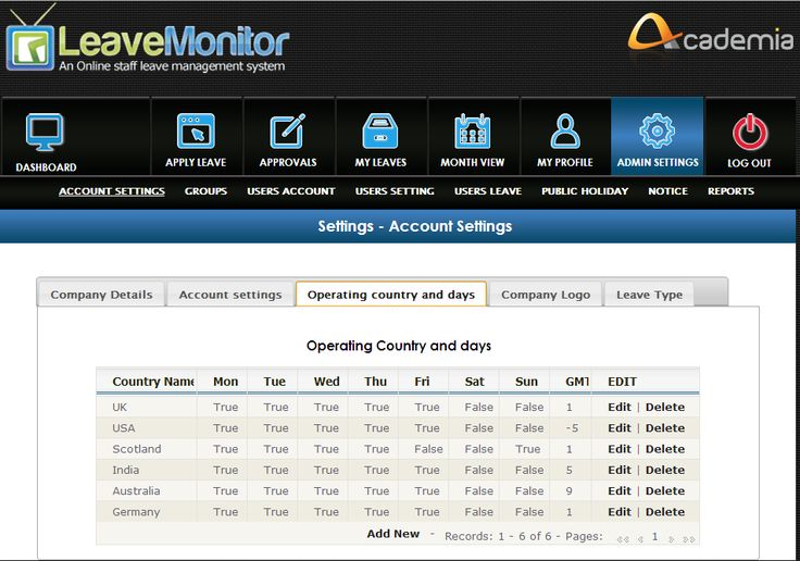 Find the best software developed by leave monitor for staff holiday tracker. It works automatically and can achieve your goals economically and at the feasible prices.