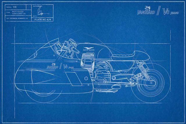 モトグッチ「V8」というバイクをご存知でしょうか? モトグッチを代表するGPレーサーの一つで、名前の通り、V8エンジンを搭載したハイパフォーマンスバイクになります。今回は、そんなモトグッチ「V8」にまつわるお話です。  モトグッチ「V8」500GP  モトグッチ「V8」500GPは、名前の通り、水冷4ストロークV8エンジンを搭載したGPレーサーになります。排気量は500ccで、最高出力は12,000rpmで78馬力を発揮し、1950年代当時としては驚異的な280km/h以上の最高速を可能とした、ハイパフォーマンスなバイクになります。   参考 -http://kickstart.bikeexif.com/wp-content/uploads/2011/07/moto-guzzi-v8-1.jpg しかし、V8エンジンの高性能ぶりに周辺技術(点火系や制動力)が追いつかず、リタイアすることも多かったV8は、悲劇のGPマシンとして、栄光をつかむことなく、引退となりました。  伝説のGPレーサーをメーカーのイメージバイクに!…