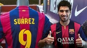 Taruhan Bola - Luiz Suarez  Mulai Menggila Di Barcelona