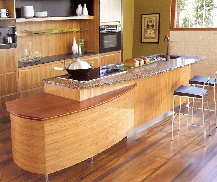 1000 images about bamboo wenge zebra on pinterest for Bamboo kitchen cabinets australia