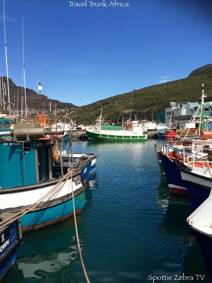 Hout Bay Harbour - Simply stunning!
