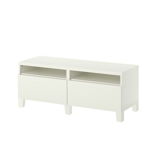 Get 4 of these and put a mattress on top and use the drwers as extra storage. BESTÅ Storage combination with drawers   - IKEA $125.00