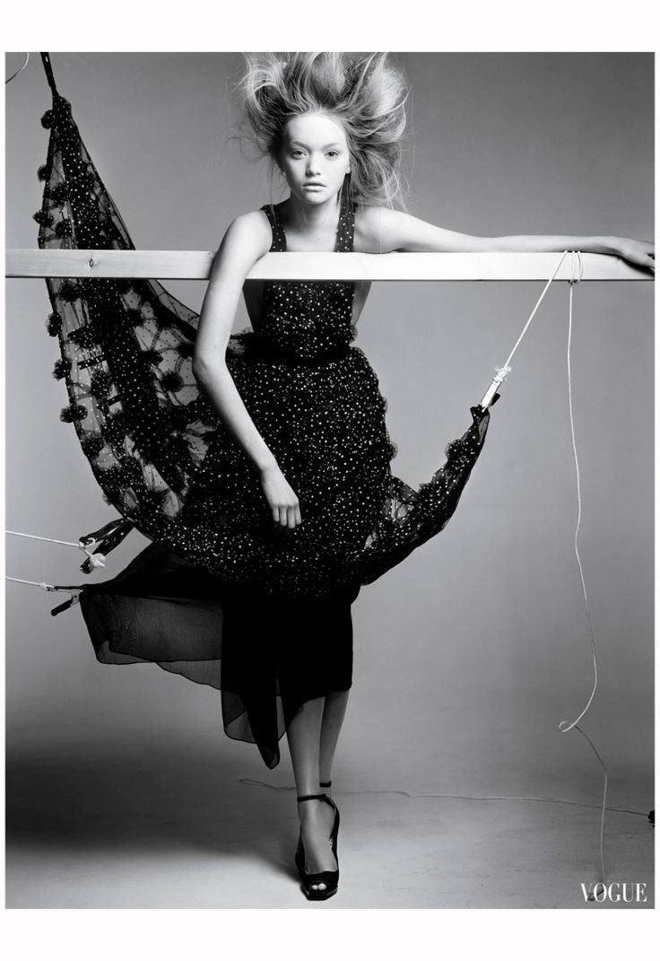 Gemma Ward 2005 Vogue It Photo Craig Mc Dean bn6