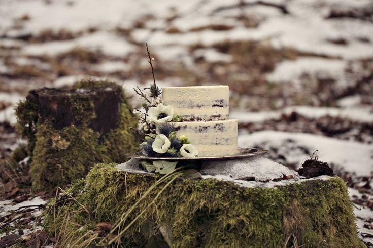 Winterhochzeit, Winter, Hochzeitstorte, Frankfurt, Rothenbuch