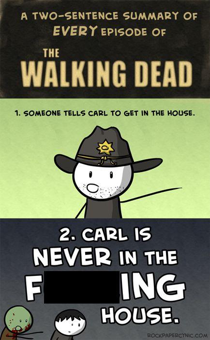 Oh, Carl.