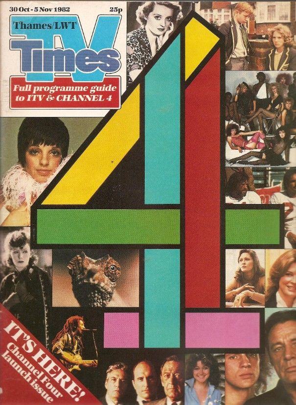 In 1982, Channel 4 began it's TV career, as one of the main TV channels, showing shows such as 'Who's line is it anyway' and most importantly, the 'Channel 4 News', letting the public have an insight to the world situations/standings.
