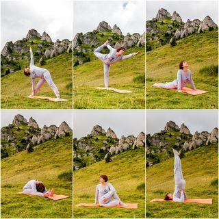 6 poziţii de yoga care te ajută să slăbeşti - Eva.ro