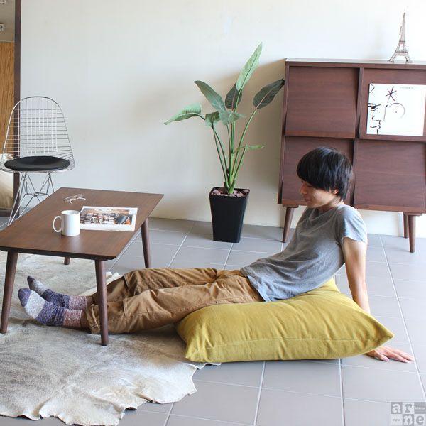 楽天市場 カバーリングタイプの3pソファー オットマン 受注生産商品 曲線的なラインがおしゃれなデザインのカウチソファー クッション別売 Joystyle Interior インテリアアイデア 木製ソファ ソファー