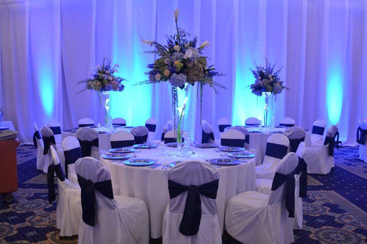 bar mitzvah event decor blue lime green color scheme party perfect boca raton fl 1561994 8833 pinterest bar mitzvah event decor and floral - Event Decorations