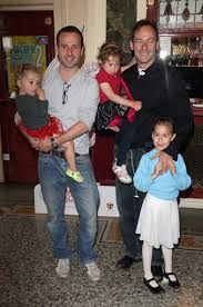 image result for andrew lincoln family walking dead