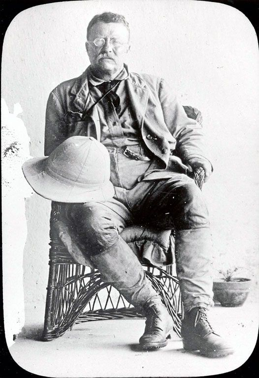 President Theodore Roosevelt had a lifelong connection to the Smithsonian. He signed the bill authorizing the construction of a new building for the Museum (today the National Museum of Natural History), which opened its doors to the public 100 years ago. While on a post-presidency expedition to East Africa, jointly sponsored by the Smithsonian, he collected many animals for the Museum. These specimens formed the basis of one of the Museum's most popular exhibits for much of its first…