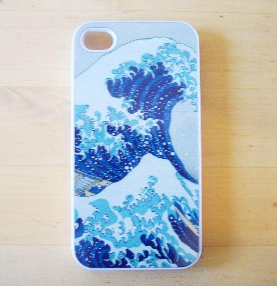 Katsushika Hokusai  The Great Wave off Kanagawa by GelertDesign, £7.00