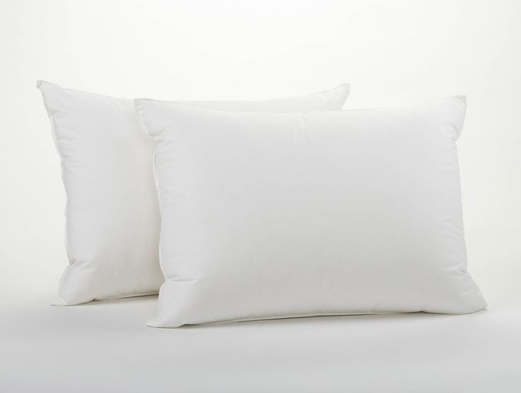 Down+Pillow-perfect for the cozier bed and made in the USA