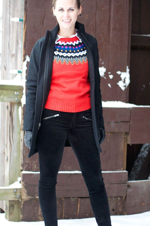 my everyday style: holiday style with Old Navy!