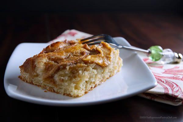 Fresh Apple Cake - need I say more?