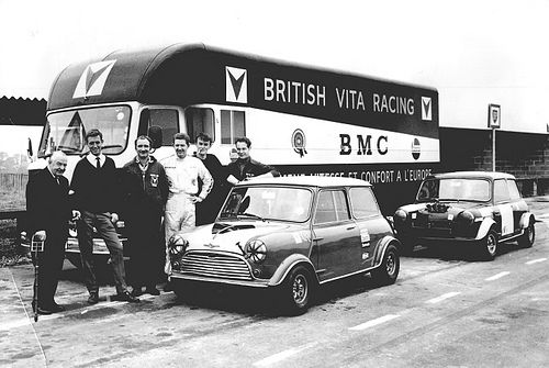 British Vita Race Transporter by Brimen, via Flickr