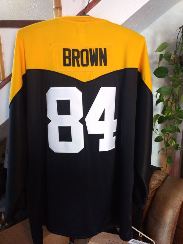 antonio brown jersey for sale
