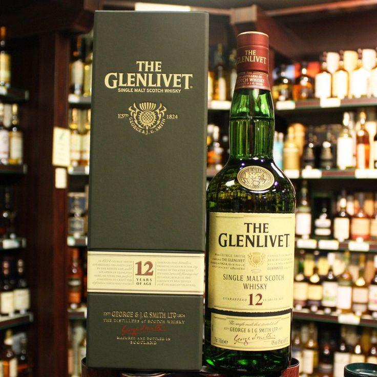 Glenlivet 12 yo