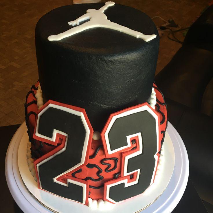 Michael Jordan Cake 🏀