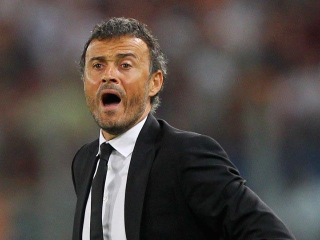 Barcelona boss Luis Enrique plays down 'MSN' versus 'BBC' talk #El_Clasico #Barcelona #Football