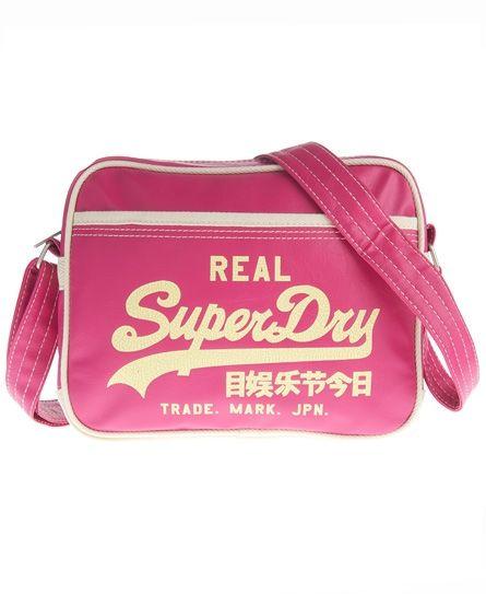 Superdry Alumni Mini Bag