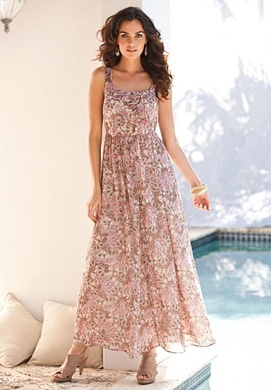 Not my usual style at all, but I LOVE this dress. So soft and feminine.: Pretty Dresses, Summer Dresses, Print Maxi Dresses, Pretty Maxi, Big Girls
