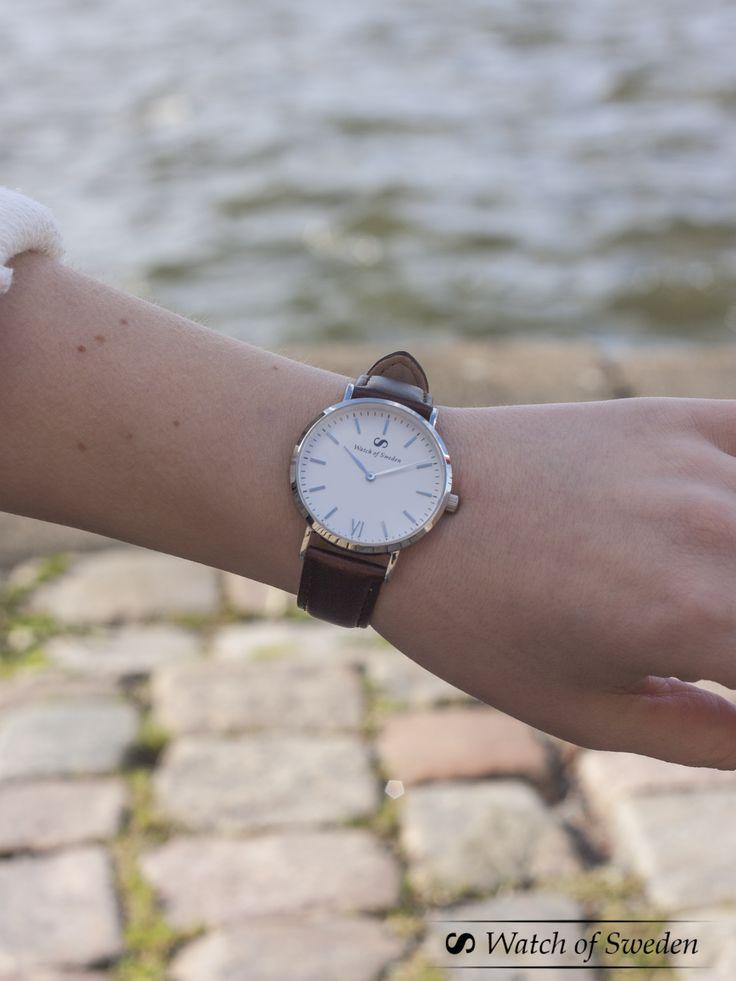Beautiful watch from https://www.watchofsweden.com/