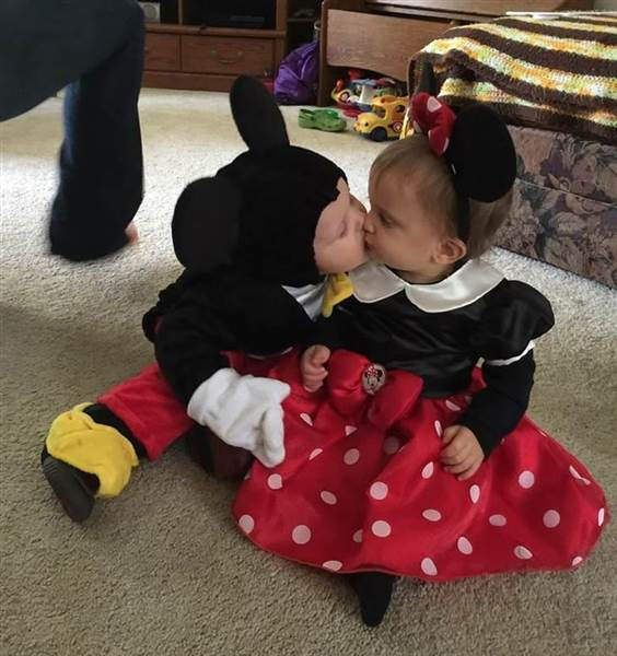 Halloween Costume  Mickey and Minnie Mouse #Halloween #Halloween2016 #HalloweenFun #HalloweenIsComing #HalloweenFacts #HalloweenHoliday #Darkness #Evil #Fear #Candies #HalloweenMovies #Party #HalloweenParty #SayingsAboutHalloween #Halloween31OCT #HalloweenCelebrations #HalloweenIsFun #HalloweenHoliday #HalloweenVisits #Travel #Places #Recipes #HalloweenPranks #HalloweenCostumes #HalloweenDIY #DIYProjects #HalloweenExteriorDecorations #HalloweenDecorations #HalloweenMakeUpIdeas #Makeup