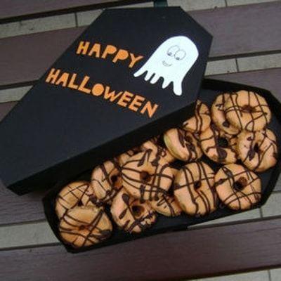 Cercueil de donuts : 65recettes d'Halloween - Journal des Femmes