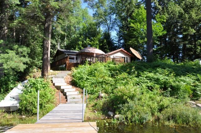 Cottage #603 for Rent on Otter Bay Lake near Dorset in Haliburton County Ontario