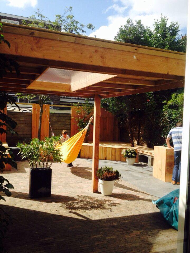 kids can hardly wait! Garden made by Hoveniersbedrijf RA van der Lee