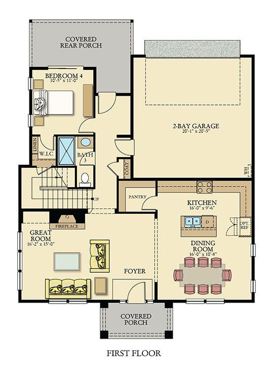 64 best dream homes in or images on pinterest dream for Kaplan floor plan