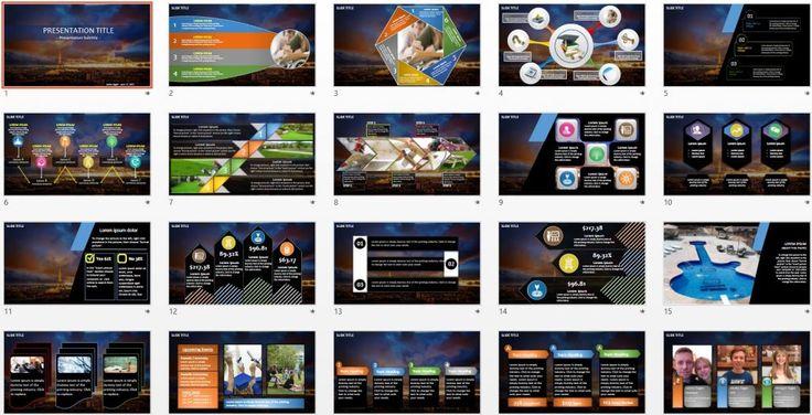 paris PowerPoint by SageFox